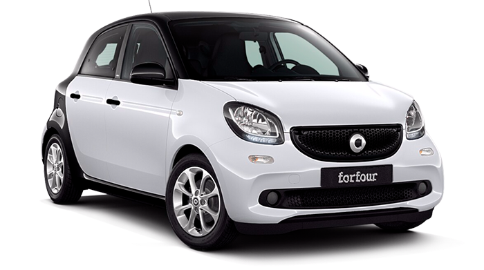 Smart EQ Forfour